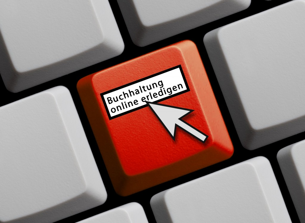 Buchhaltung bequem online in der Cloud erledigen